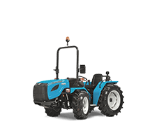 ... the driver's side, and the instrument panel with ergonomically-arranged  controls make the 4600 tractor comfortable and safe to drive in every  situation.