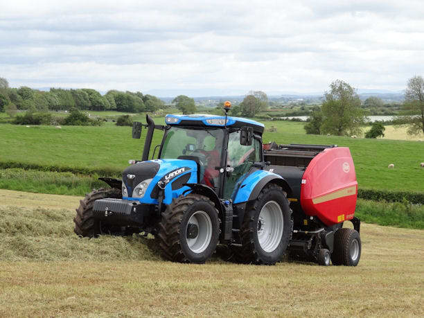 Landini tractors - New Active model range