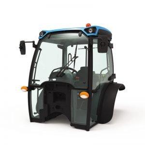 cabina trattore landini