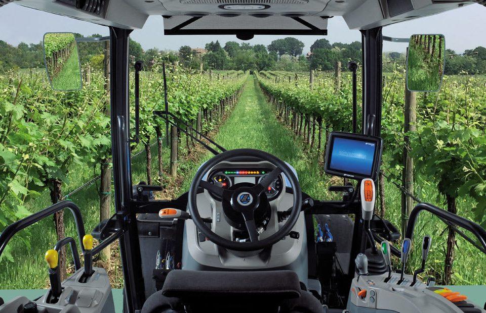 cabine per trattori