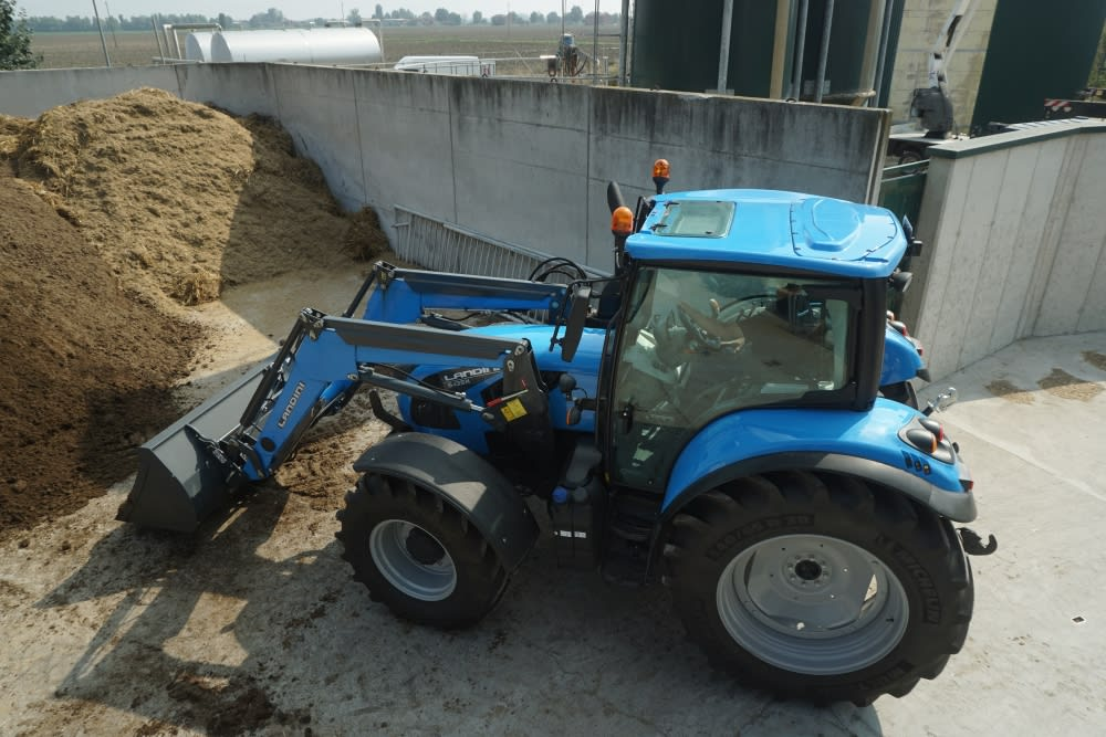 Landini 6-135H tractor