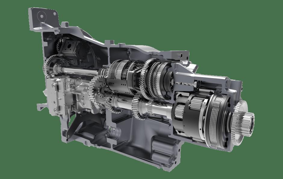 Argo Tractors V-Shift transmission