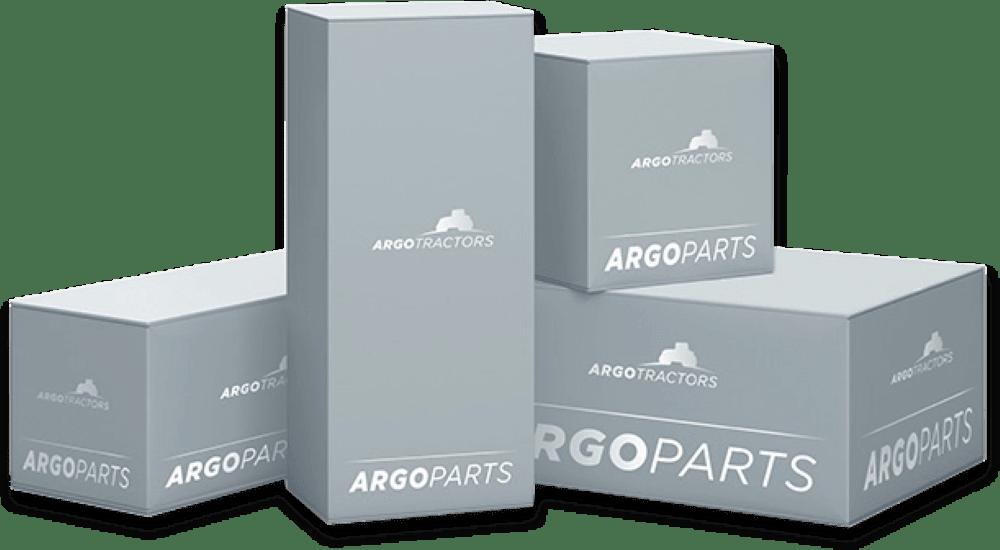 Argo Parts packaging