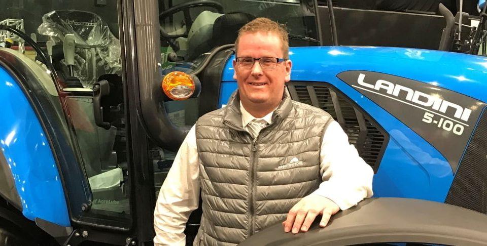 Adam Waugh, Argo Tractors