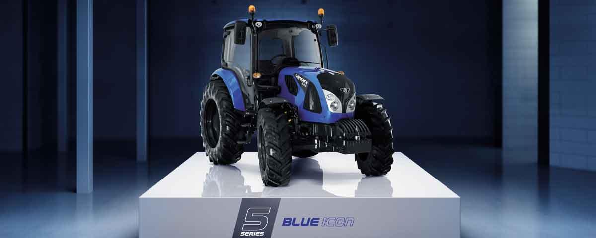 Landini blue icon