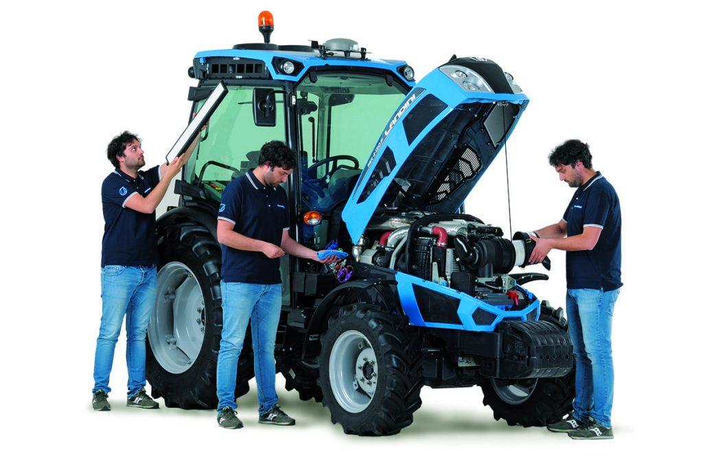 estensione di garanzia trattori Landini