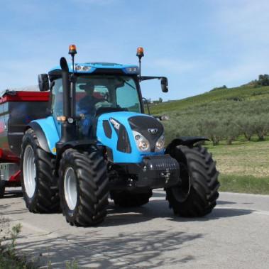 Immatricolazione trattori agricoli