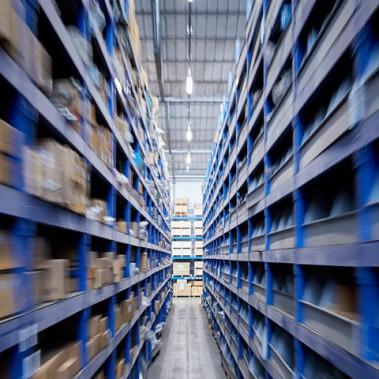 Spare parts and logistics service Landini