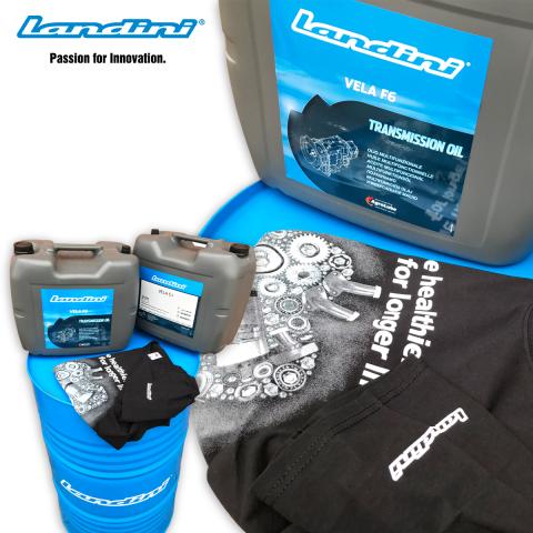 Landini Lubricant Offer