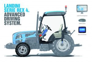 Landini Advanced Driving System Eima