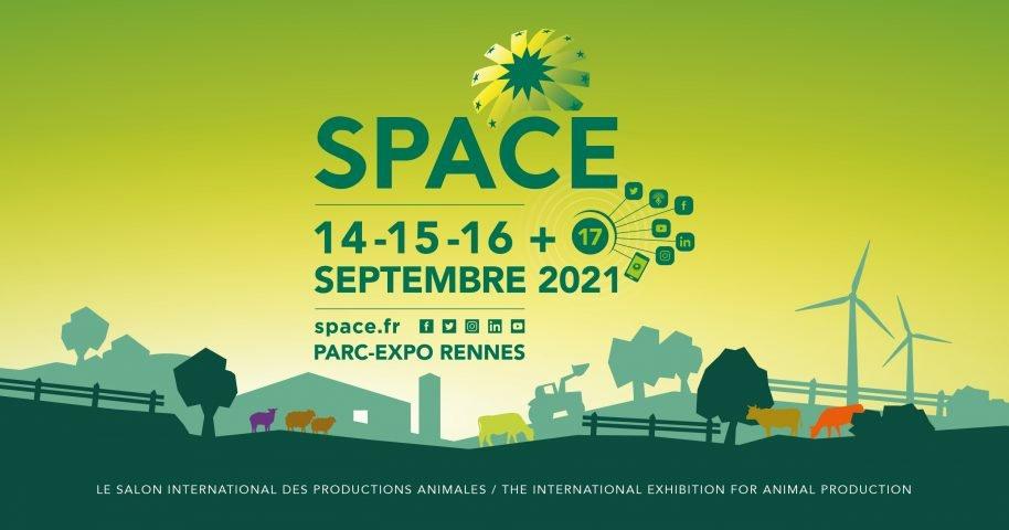 SPACE 2021, 14/15/16 septembre