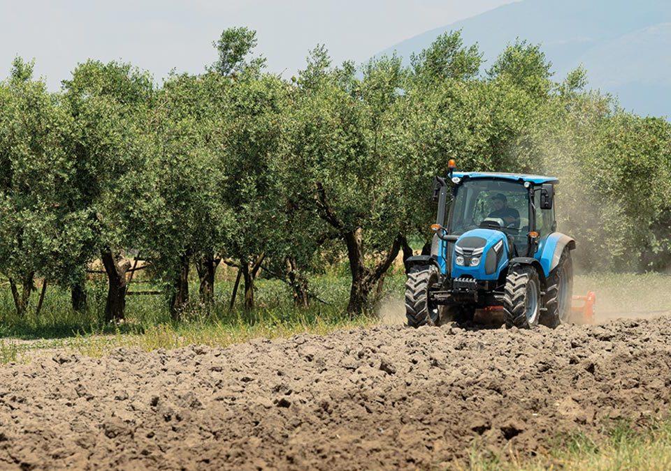 patente trattori agricoli